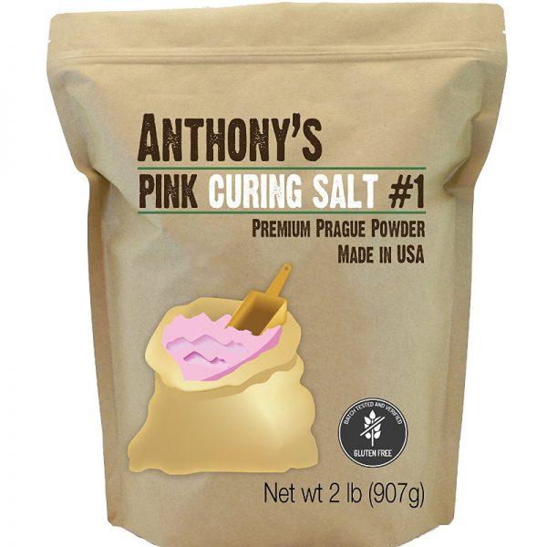 Pink Curing Salt Instacure #1